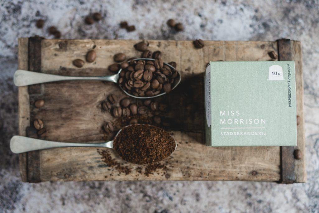 Miss Morrison - food fotografie & styling